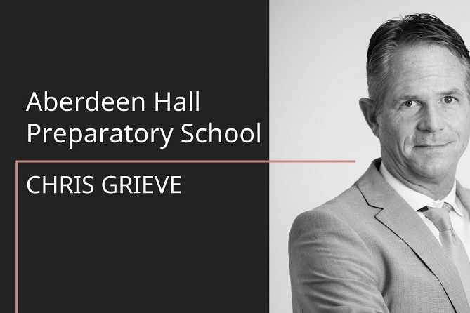 Faces of Kelowna - Featuring Aberdeen Hall and Head of School, Chris Grieve